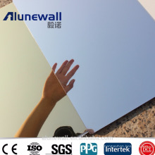 Holland imported aluminium coil Mirror acp Aluminum composite panel