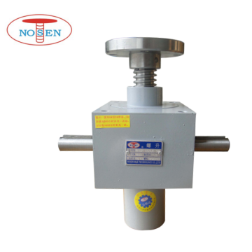 8000KG High Precision Ball Screw Jacks for positioning