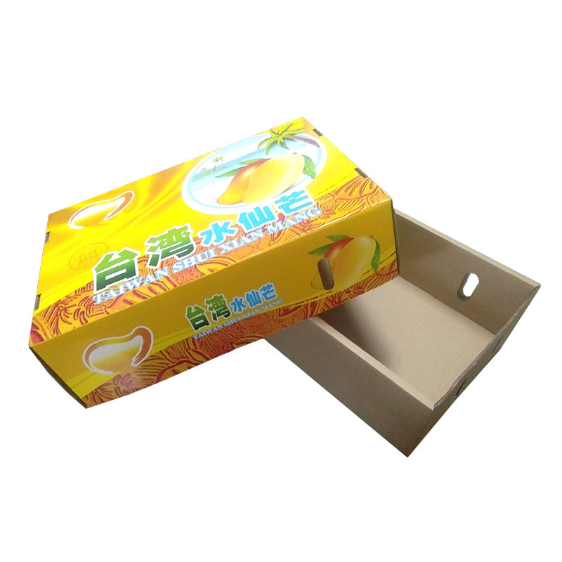 The Eco-friendly Storage Carton