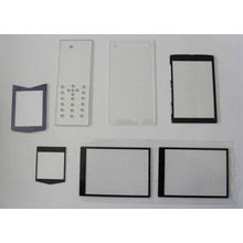 0.5 - 6mm Tempered Glass Wall For Touch Screen / Display Screen , 7 - 120 Inch