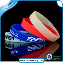 Custom Design Silicone Main Material Sport Wristband