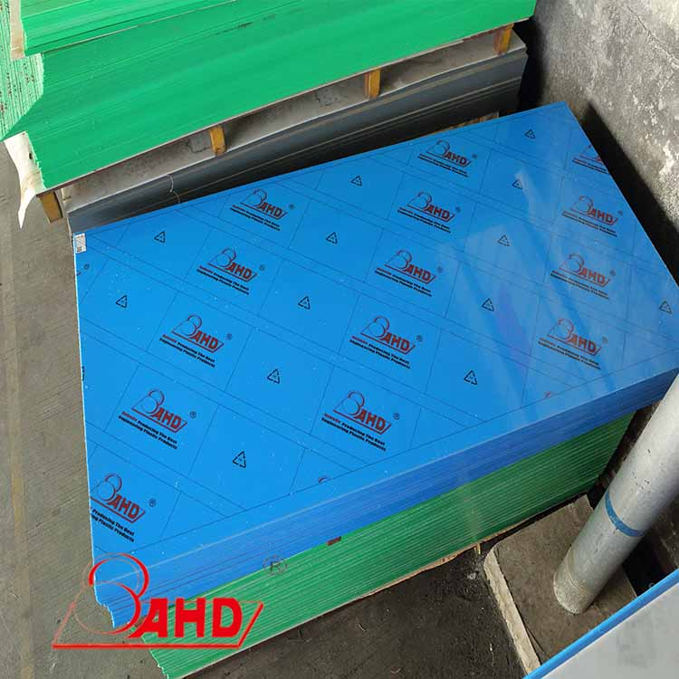 Hdpe Blue Sheets