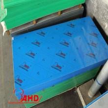 Folha inteira do plástico de polietileno do HDPE multicolorido