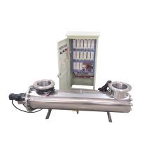 Ultravioletter Wasser-Sterilisator, der 99,99% schädliche Mikroorganismen desinfiziert