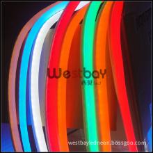 240V Mini LED Neon Flex in Pink White Red Green Blue Orange