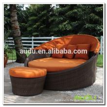 Audu Pool Rattan Set,Swimming Pool Wicker Rattan Set