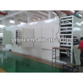 Cabbage belt dryer / onion belt dryer / carrot belt dryer