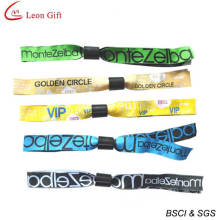 Hot Sale Hot Transfer Print Wristband with Plastic Tube (LM1465)