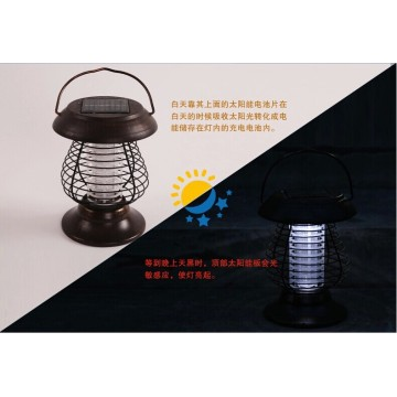 100% Original Factory for Garden Lawn Light Outdoor Solar LED Mosquito killer light supply to Cyprus Suppliers