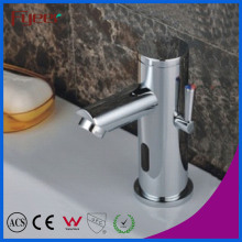 Fyeer Single Handle Bathroom Automatic Sensor Basin Faucet