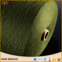 Súper suave 2 / 36Nm 100% lana de cachemira de lana mongol