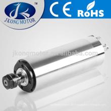 Wasserkühlung ER11 0.8KW 220V / 380V 65mm Spindelmotor