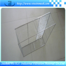 Mesh Basket Used for Laundry