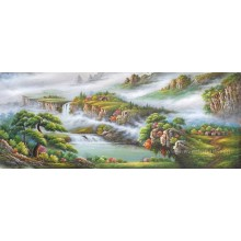 Impression Natural Scenery Art Painting (ETL-083)