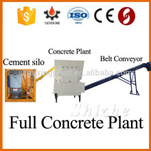 SDDOM Top brand Horizontal cement silo for construction for sale