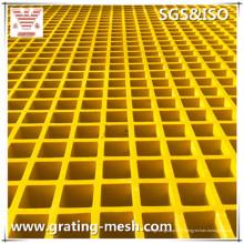 Grillage Pultrudé GRP / FRP à chargement lourd pour plate-forme
