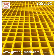 Heavy Loading GRP/ FRP Pultruded Grating for Platform