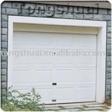 жилой гараж дверь
