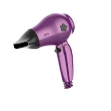 Mini secador de cabelo portátil ventilador dobrável compacto