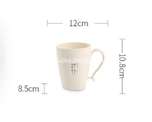 Plastic Mug Handle