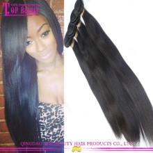 Высокое качество класс 7а 100% необработанные человеческие Индийский Девы волос