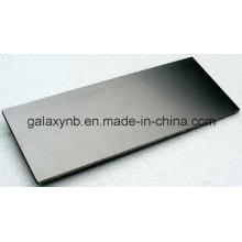 ASTM B265 Gr12 hoja de aleación de titanio con superficie de lavado ácido