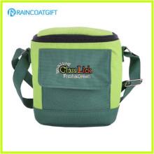 Longa Correia Alta Qualidade Lona Garrafa De Vinho Cooler Bag RGB-031