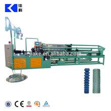 Machine automatique de clôture de lien de chaîne d'alimentation de fil simple