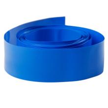 Blaue Isolierung PVC Schrumpfschlauch für Lithium-Batterie