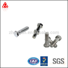 China manufacturing high-quality precision auto bolt