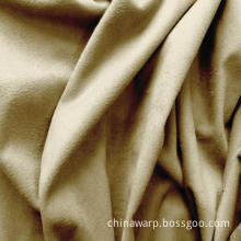 100% polyester suede fabric for car upholstery