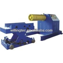 10tons/5tons hydraulic decoiler