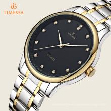 Reloj de hombre de estilo clásico de acero inoxidable 72413
