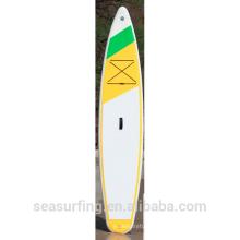 2017 corrida tipo corrida stand up board paddle inflável atacado / stand up board paddle inflável