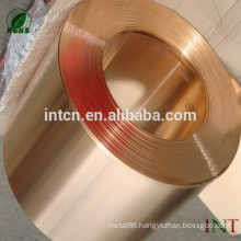 Professional copper supplier high light polished brass strips C27200