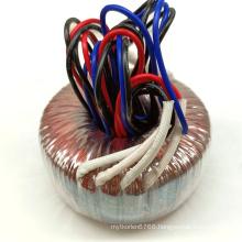 Copper Wire Winding 180W Toroidal Transformer Audio Amplifiers Net Transformer
