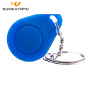 Waterproof rewritable EM4305 125 Khz rfid keyfob