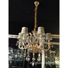 Modern chandelier decorative crystal pendant lamp