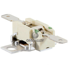 Ohmalloy 5j1580 Strip Bimetálico para Interruptor de Controle Térmico