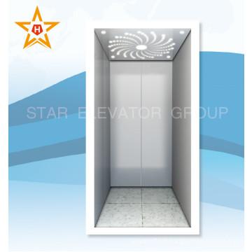 Home Elevator with Hairline Finition en acier inoxydable Xr-J01