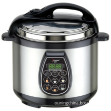 Simple and Safety Control Technology Pressure Cooker