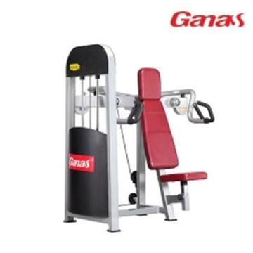 Prensa de hombro Gym Fitness Equipment Entrenamiento de fuerza