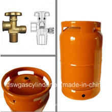 GB Standard Cooking or Camping 12.5kg LPG Cylinder