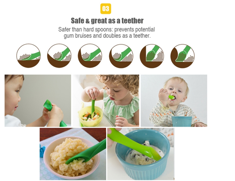 Baby Feeding Spoon