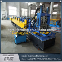 80-450mm C Z Purlin Roll Forming Machine For 6mm Thickness Purlin