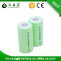 Alta capacidad que recarga la batería 1600mah nimh sc 1.2v de nimh para la herramienta eléctrica