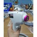 Característica de la depilación y manija del laser del diodo de la certificación ISO13485 / CE