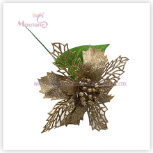 Dekorative Blumen für Weihnachtsbaum-Dekoration