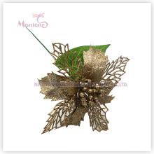 Декоративные Цветы для украшения елки
