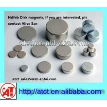 Scheibe Form magnet